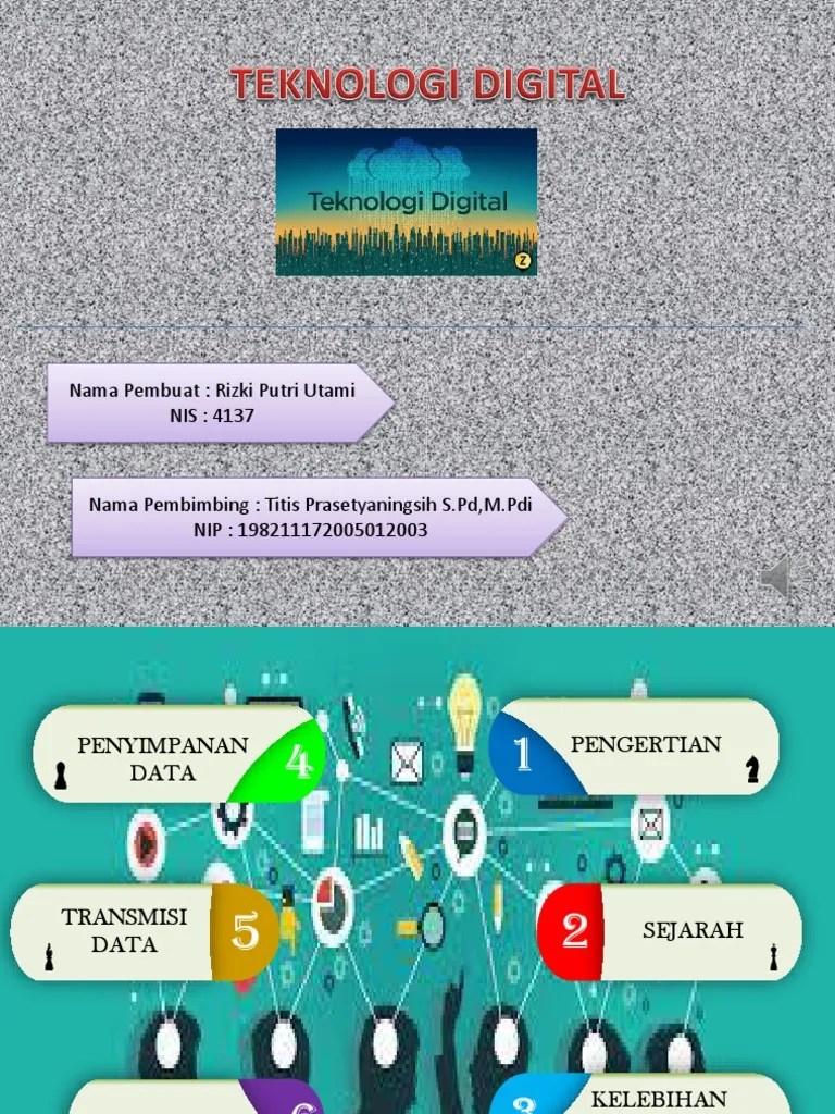 Teknologi Digital Ppt : teknologi, digital, Teknologi, Digital.ppt