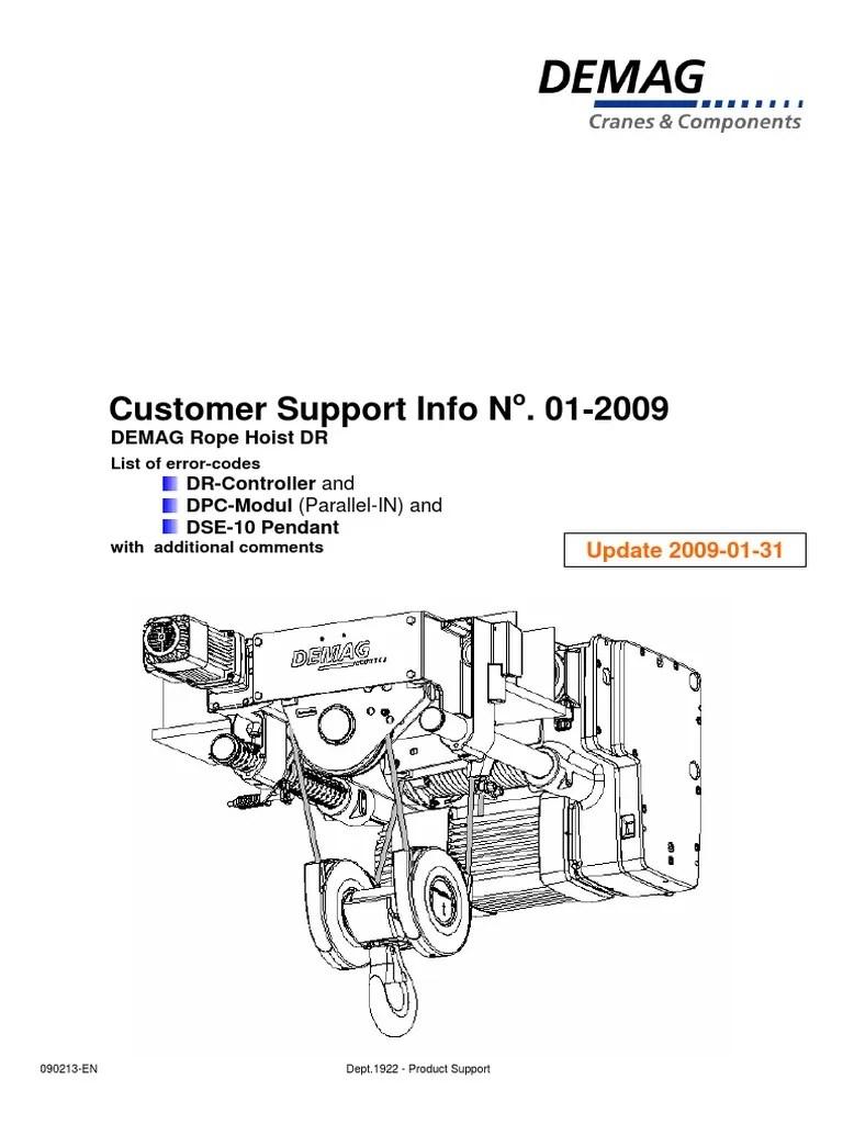 hoist crane transmission diagram [ 768 x 1024 Pixel ]