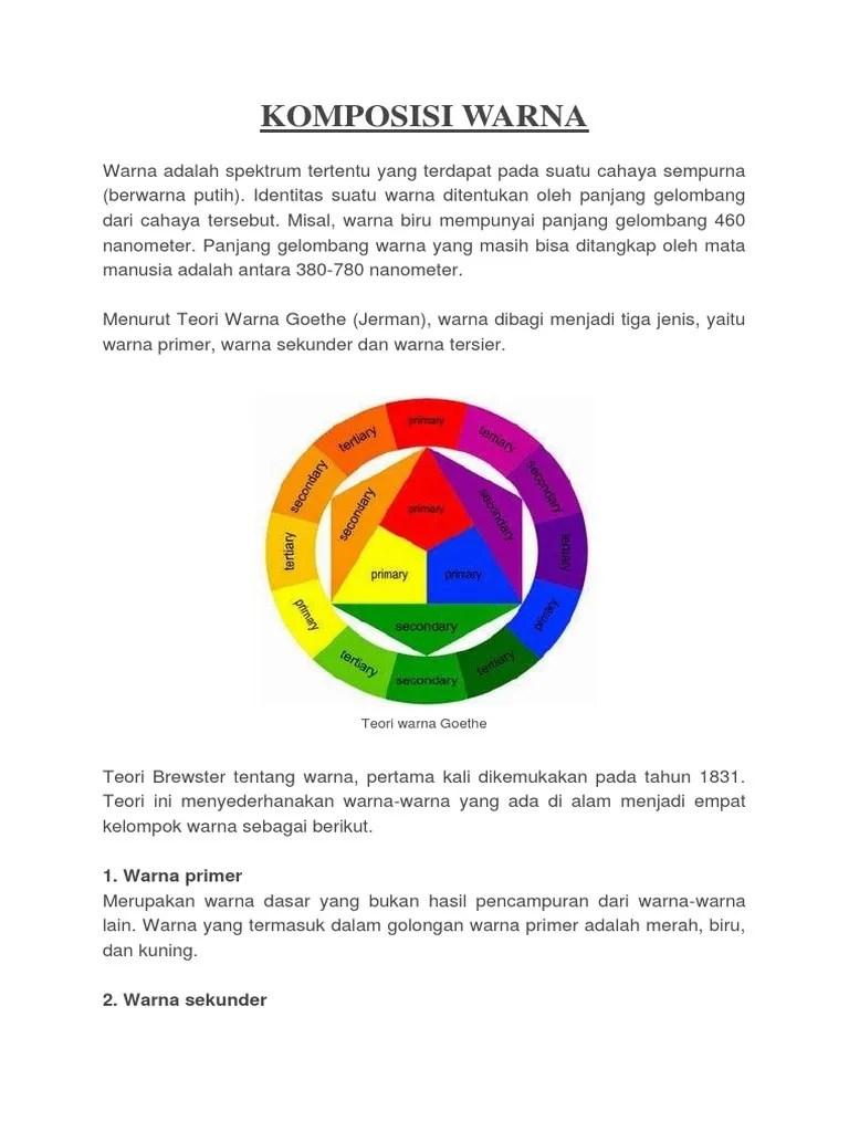 Lingkaran Warna : lingkaran, warna, Lingkaran, Warna, Primer, Sekunder, Youtube, Cute766
