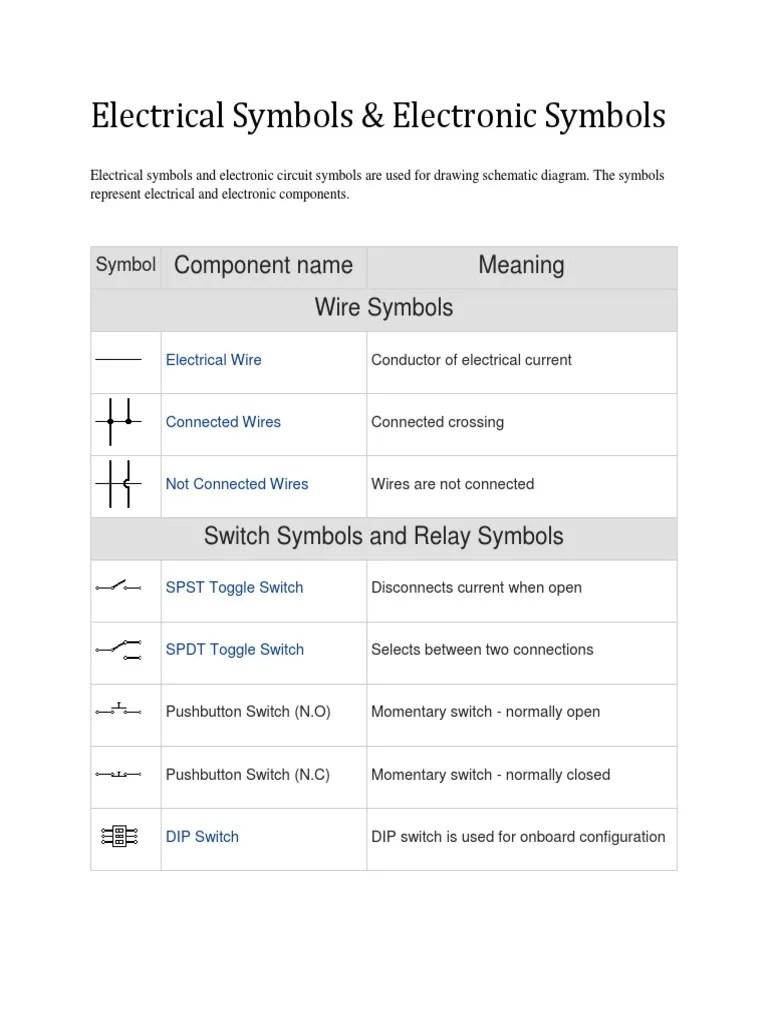 medium resolution of connected wire schematic symbol