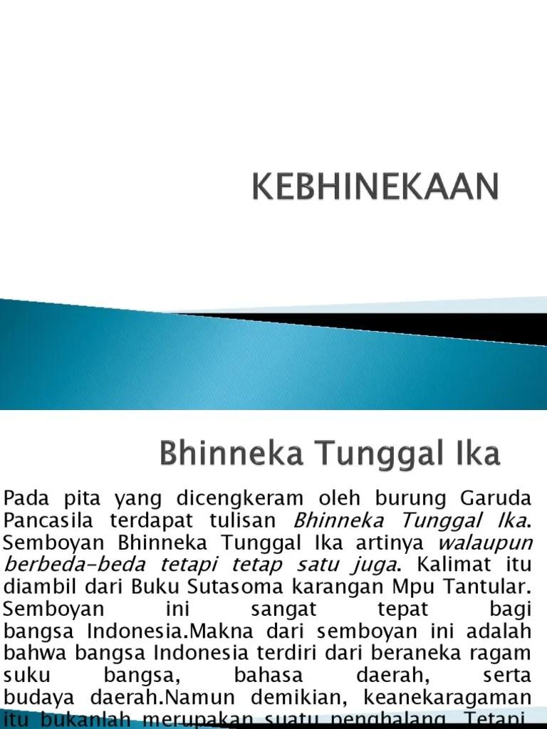 Pengertian Bhineka Tunggal Ika Dalam Buku Sutasoma : pengertian, bhineka, tunggal, dalam, sutasoma, Bhineka, Tunggal, Terdapat, Dalam, Kitab