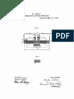 bosch dynastart wiring diagram home theater network relay electric generator pyromagneto 1890 tesla patent 428 057