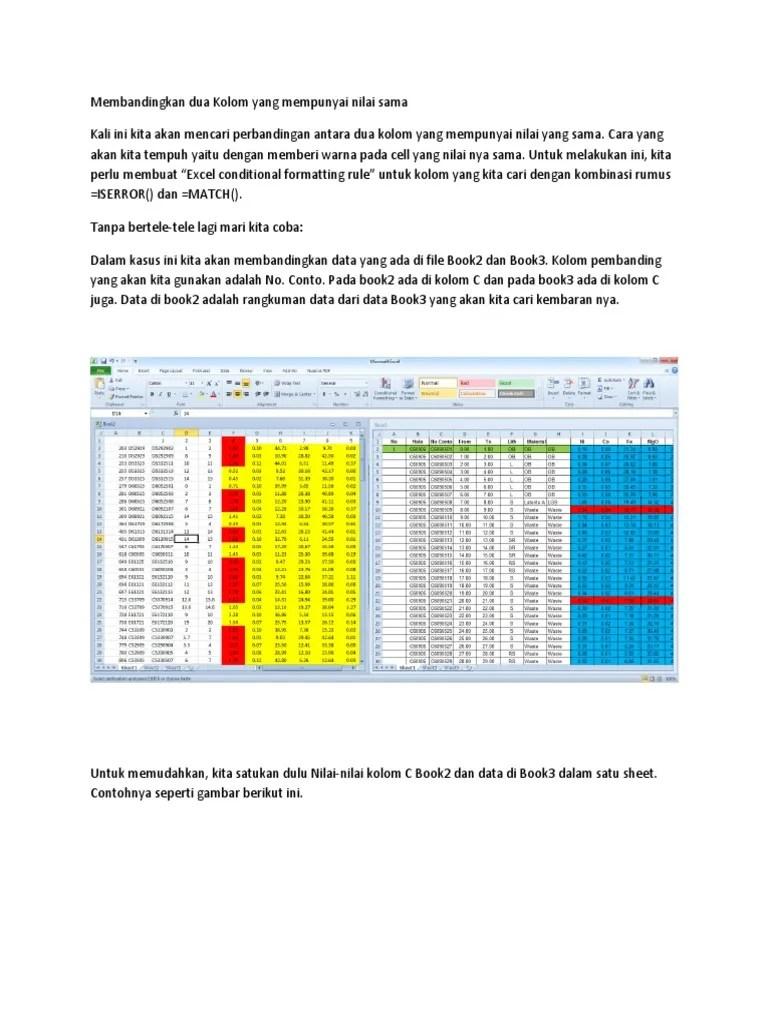 Rumus Excel Mencari Data Yang Sama : rumus, excel, mencari, Rumus, Excel, Untuk, Mencari, Dalam, Sheet, Mudah