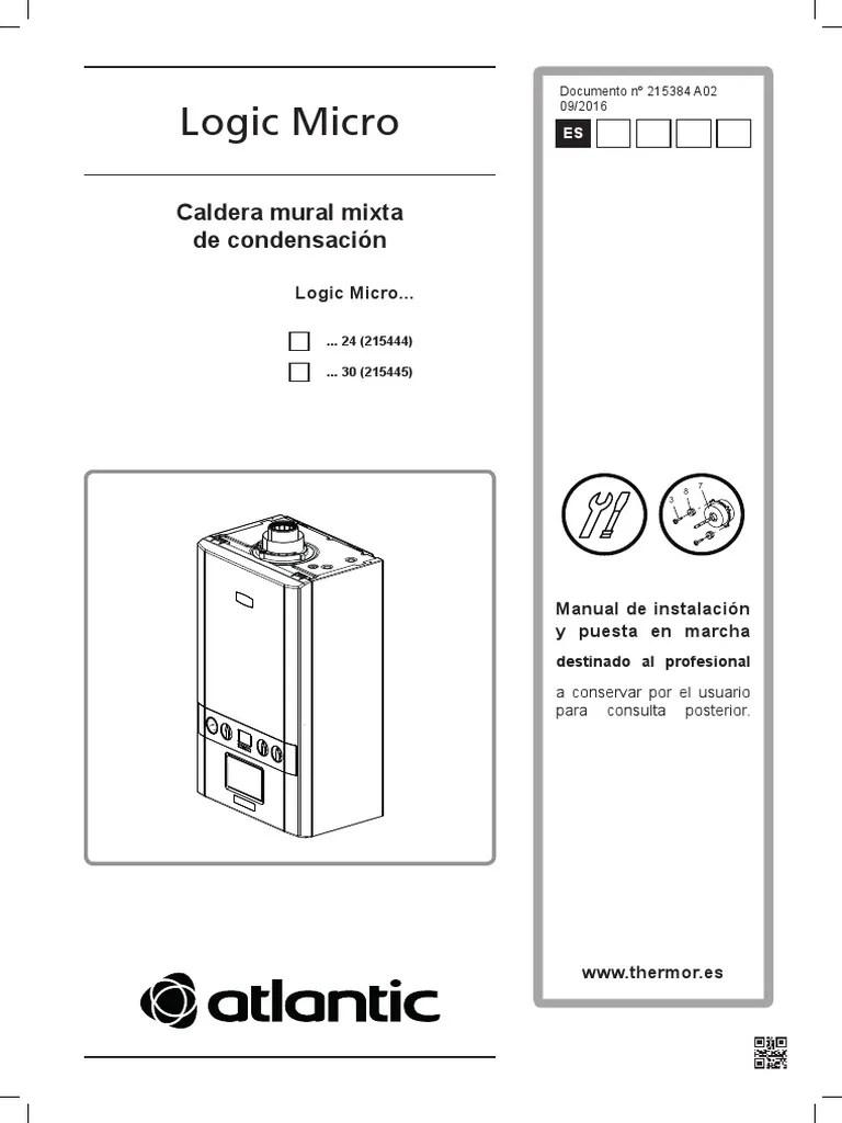hight resolution of shop by brand array manual instalador logic micro pdf caldera electrodom stico rh es scribd