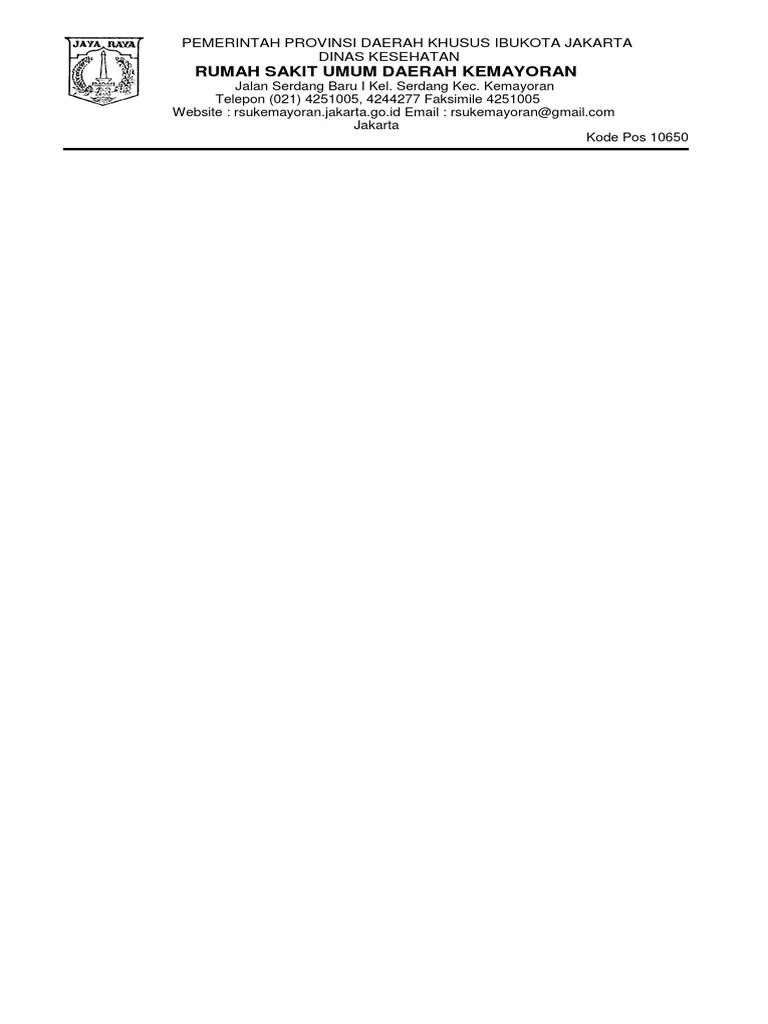 Kode Pos Serdang Kemayoran : serdang, kemayoran, Surat.docx