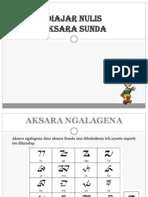Panglayar Gunana Pikeun : panglayar, gunana, pikeun, Rarangken, Ditulisna, Handapeun, Aksara, Dasar, Nyaeta, Sedang