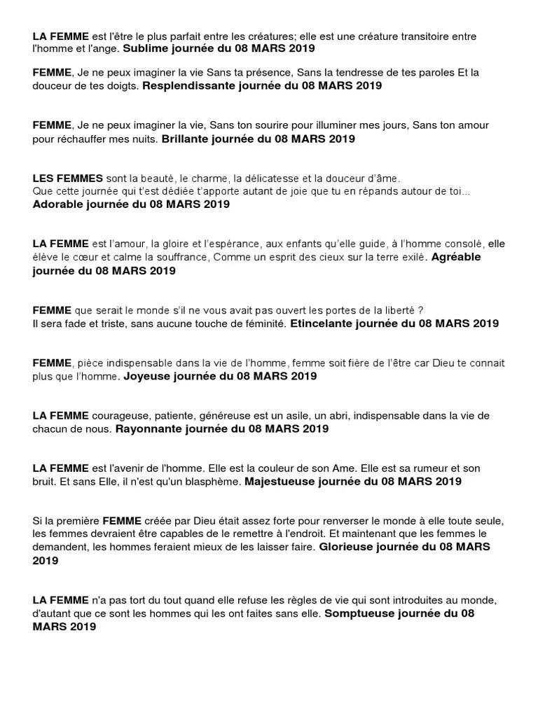 La Gloire Ou L'asile Parole : gloire, l'asile, parole, FEMME, Village, Honte