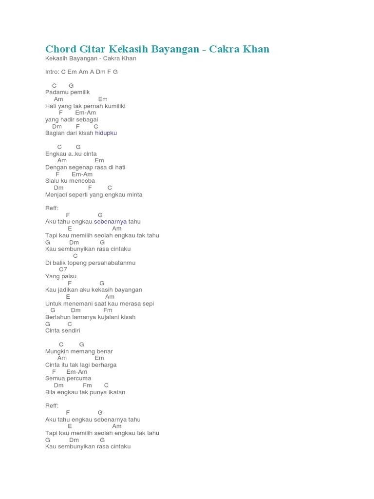 Download Lagu Kekasih Bayangan Mp3 : download, kekasih, bayangan, Lirik, Cakra, Kekasih, Bayangan, Arsia