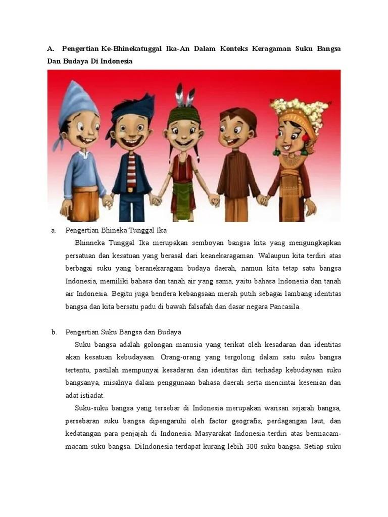 Jelaskan Semboyan Bangsa Indonesia Beserta Artinya : jelaskan, semboyan, bangsa, indonesia, beserta, artinya, Bhineka, Tunggal, Dalam, Hidup, Bermasyarakat, Dokter, Andalan