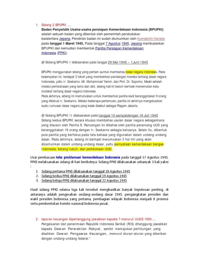 Sebutkan Hasil Sidang Kedua Ppki Tentang Keputusan Pembagian Wilayah Indonesia : sebutkan, hasil, sidang, kedua, tentang, keputusan, pembagian, wilayah, indonesia, Sebutkan, Hasil, Sidang, Tanggal, Agustus