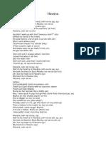 Lirik | Lirik Lagu Ungu