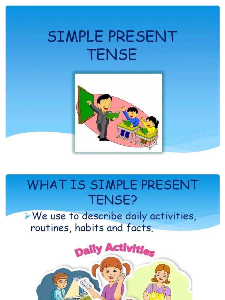 Ppt Simple Present Tense : simple, present, tense, 3-simple, Present, Tense.pptx