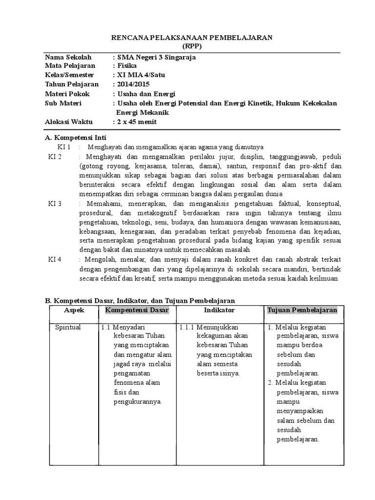 Materi Usaha Dan Energi Kelas 10 Kurikulum 2013 : materi, usaha, energi, kelas, kurikulum, Fisika, Kurikulum, Usaha