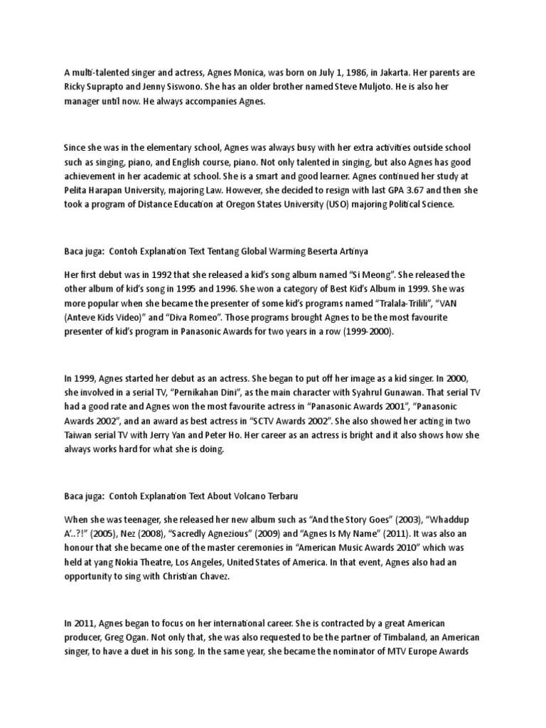 Terjemahan Teks Global Warming Chapter 4 Berbagai Teks Penting Cute766