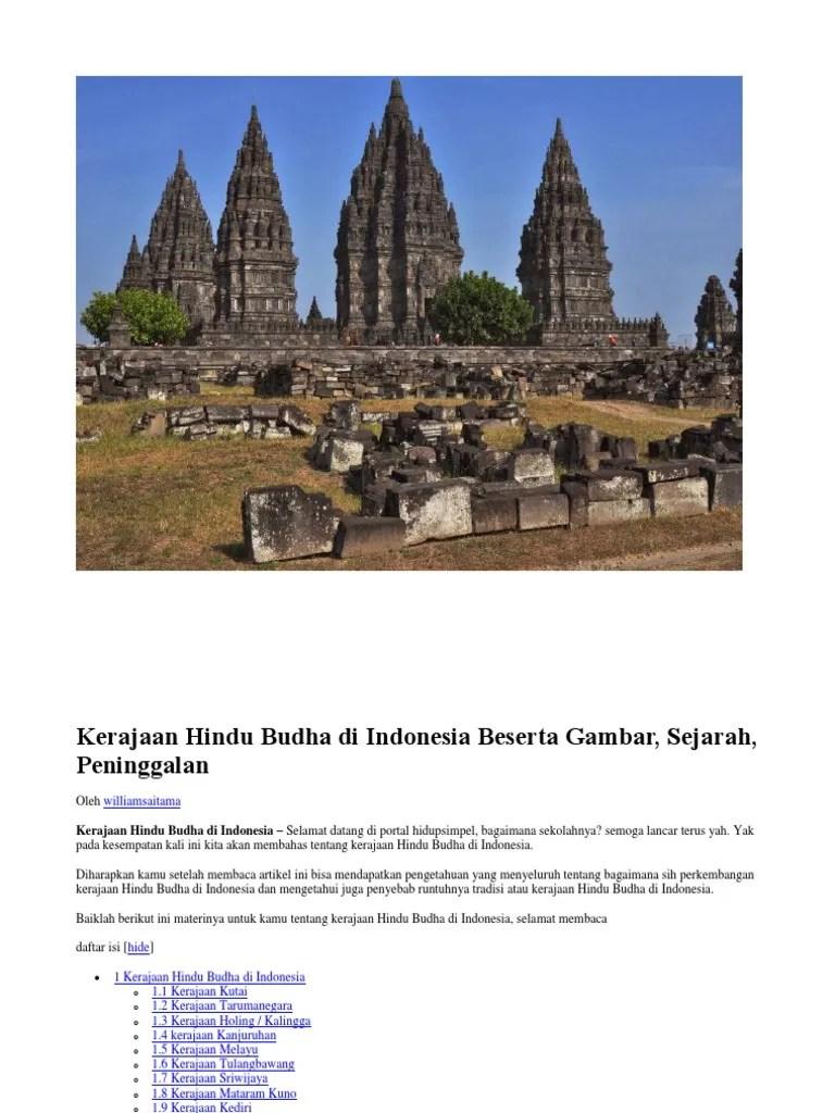 Keruntuhan Kerajaan Kutai : keruntuhan, kerajaan, kutai, Faktor, Penyebab, Runtuhnya, Kerajaan, Hindu, Budha, Indonesia, Cute766