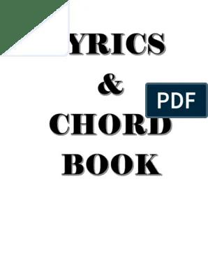 Ombak Asmara Chord : ombak, asmara, chord, SONG'S, BOOK.docx, Structure, Songs