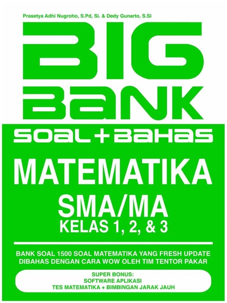 Bank Soal Matematika Sma : matematika, Bahas, Matematika, Prasetya, Nugroho, P.pdf