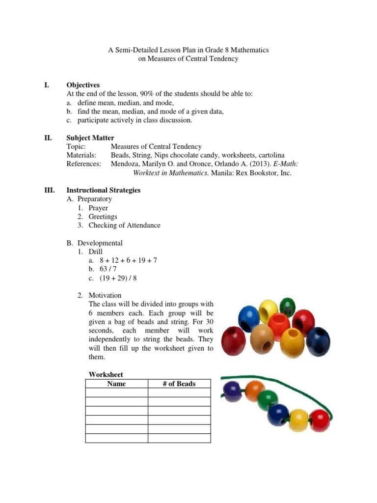 hight resolution of Measure of Central Tendency   Mean   Numbers