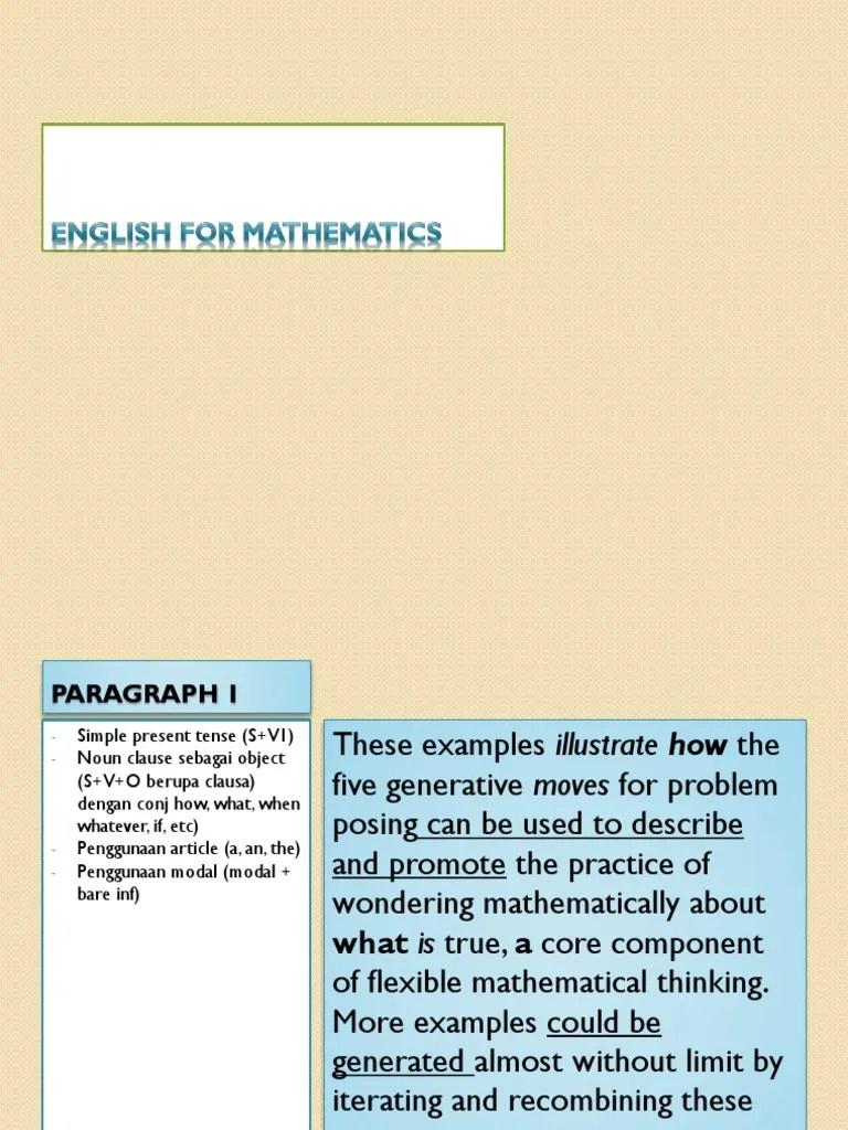 Penggunaan S : penggunaan, Presentation-group-4.pptx, Modal, Logic, (Geometry)