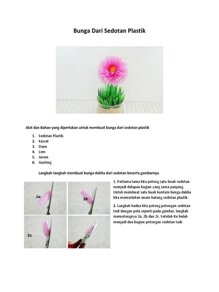 Cara Membuat Bunga Dari Sedotan Beserta Gambarnya : membuat, bunga, sedotan, beserta, gambarnya, Bunga, Sedotan, Plastik.docx