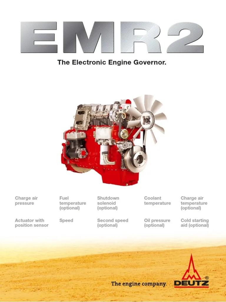 deutz emr2 wiring diagram john deere 425 flyer en diesel engine throttle