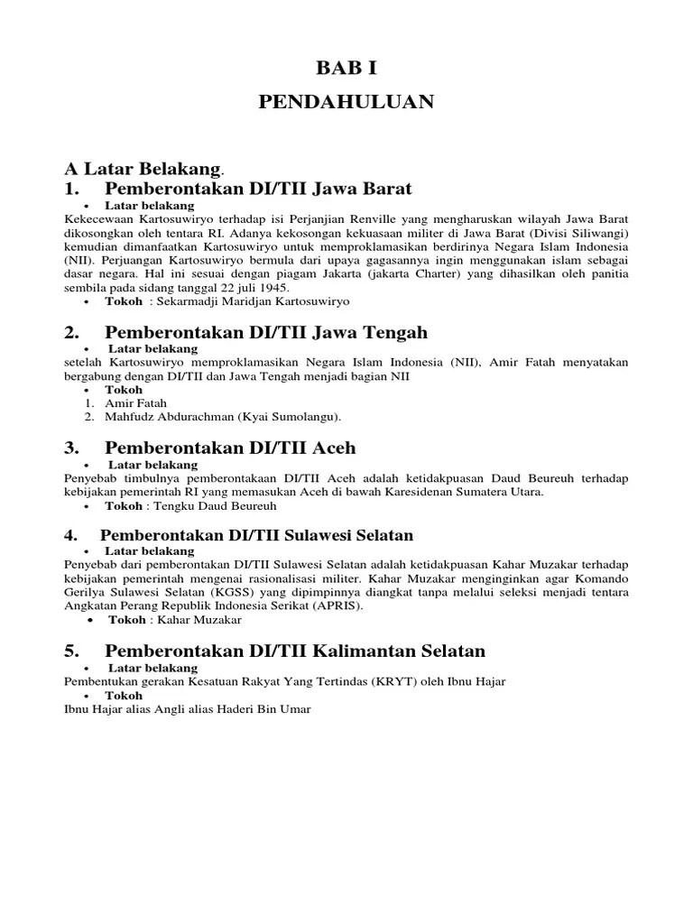 Latar Belakang Di/tii Jawa Tengah : latar, belakang, di/tii, tengah, I.docx