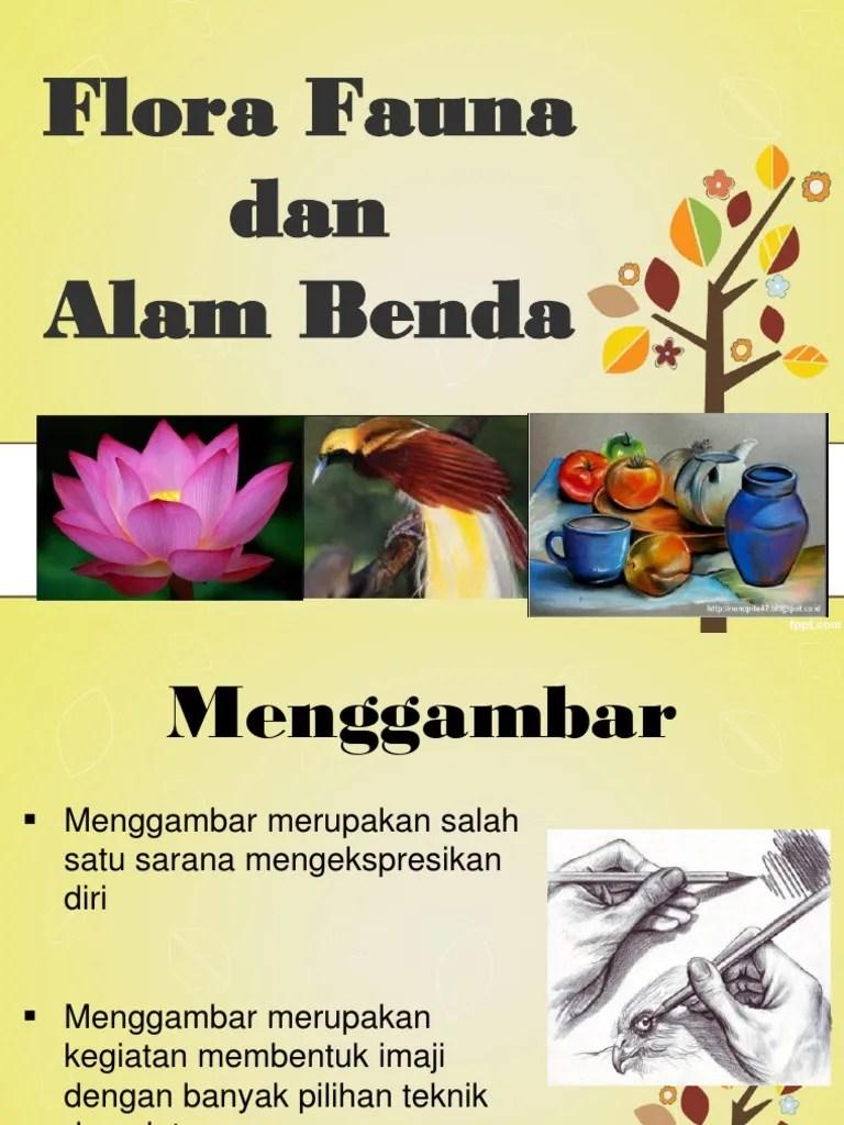 Flora Fauna Dan Alam Benda : flora, fauna, benda, Flora, Fauna, Alambenda