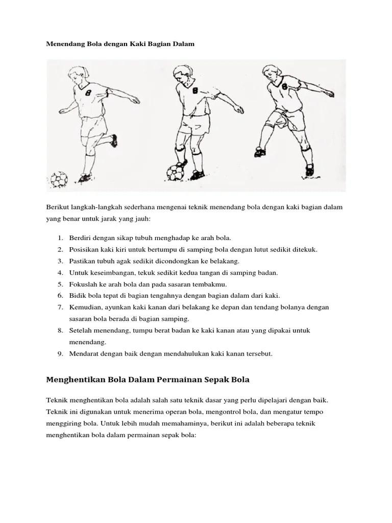 Fungsi Menendang Bola Dengan Kaki Bagian Dalam Adalah : fungsi, menendang, dengan, bagian, dalam, adalah, Menendang, Dengan, Bagian, Dalam.docx