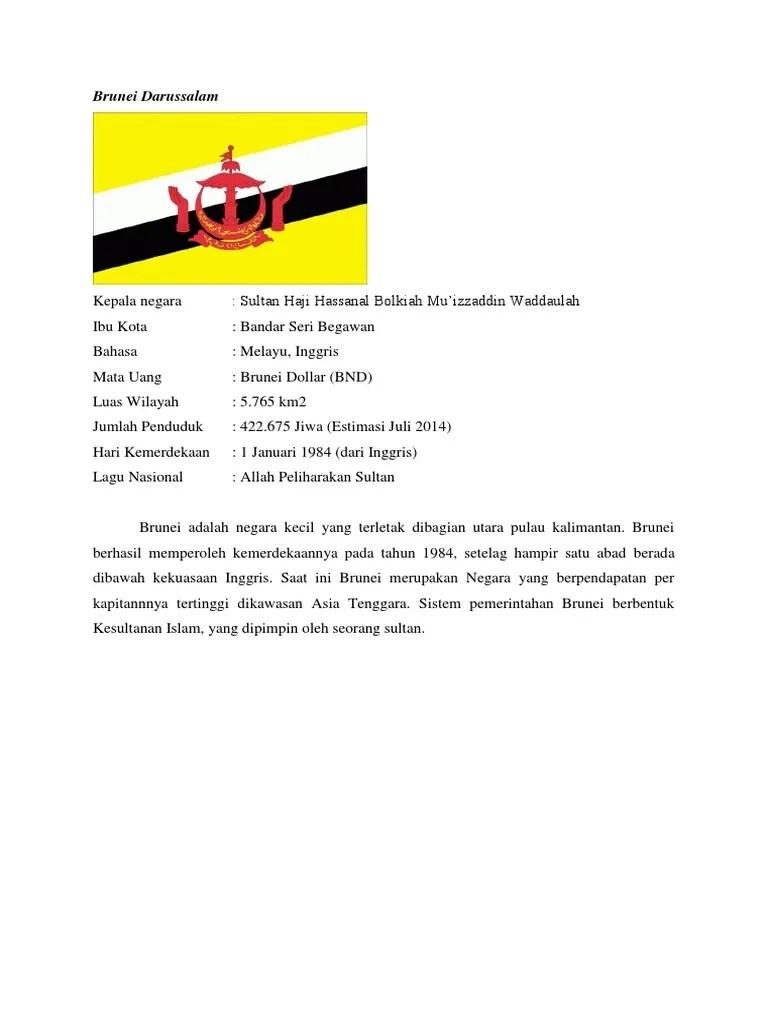Sistem Pemerintahan Brunei Darussalam : sistem, pemerintahan, brunei, darussalam, Brunei, Darussalam.docx