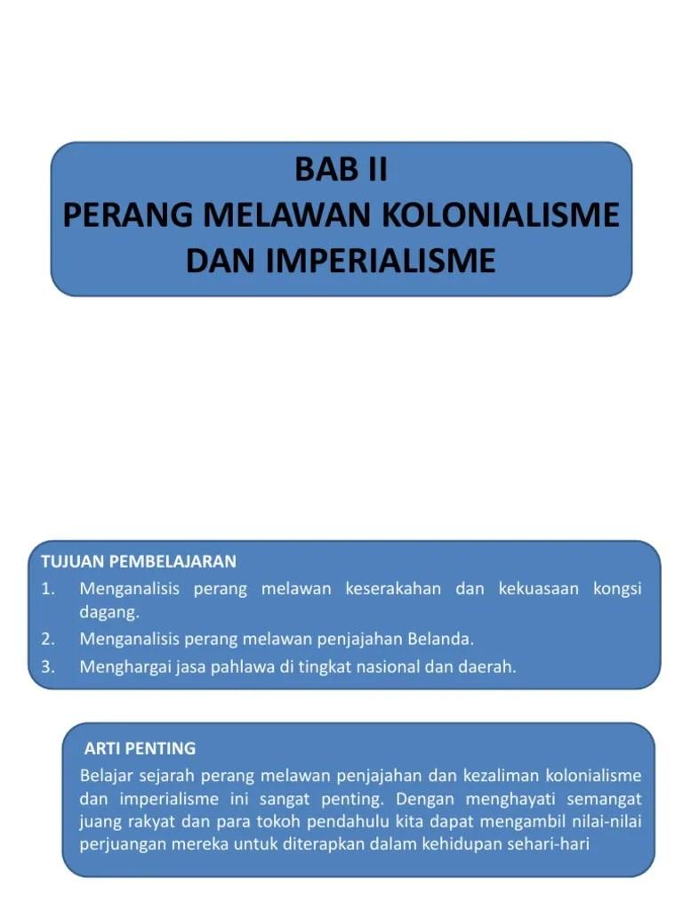 Arti Kolonialisme Dan Imperialisme : kolonialisme, imperialisme, Perang, Melawan, Kolonialisme, Imperialisme