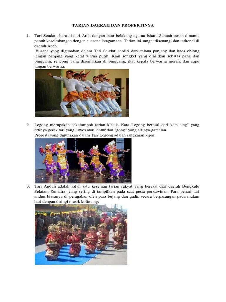Tari Pendet Dan Propertinya : pendet, propertinya, PROPERTI.docx