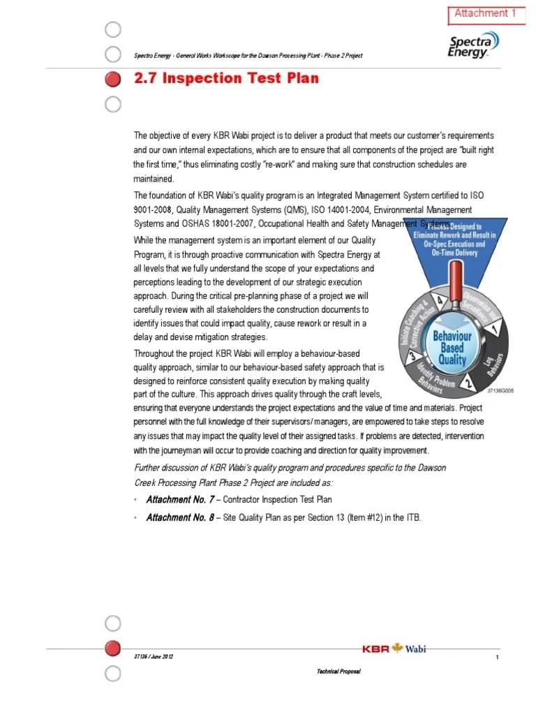 Laporan Surveyor / Certificate Of Inspection : laporan, surveyor, certificate, inspection, Quality, Management, Nondestructive, Testing