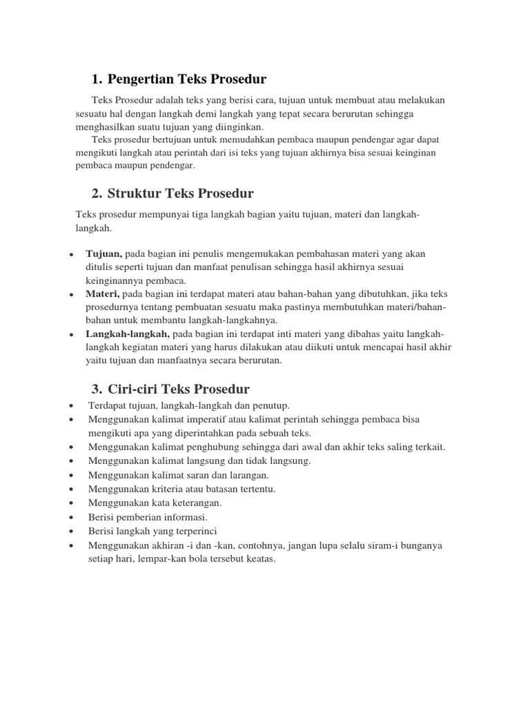 Kalimat Perintah Dalam Teks Prosedur : kalimat, perintah, dalam, prosedur, Contoh, Kalimat, Perintah, Dalam, Prosedur, Berbagi, Cute766