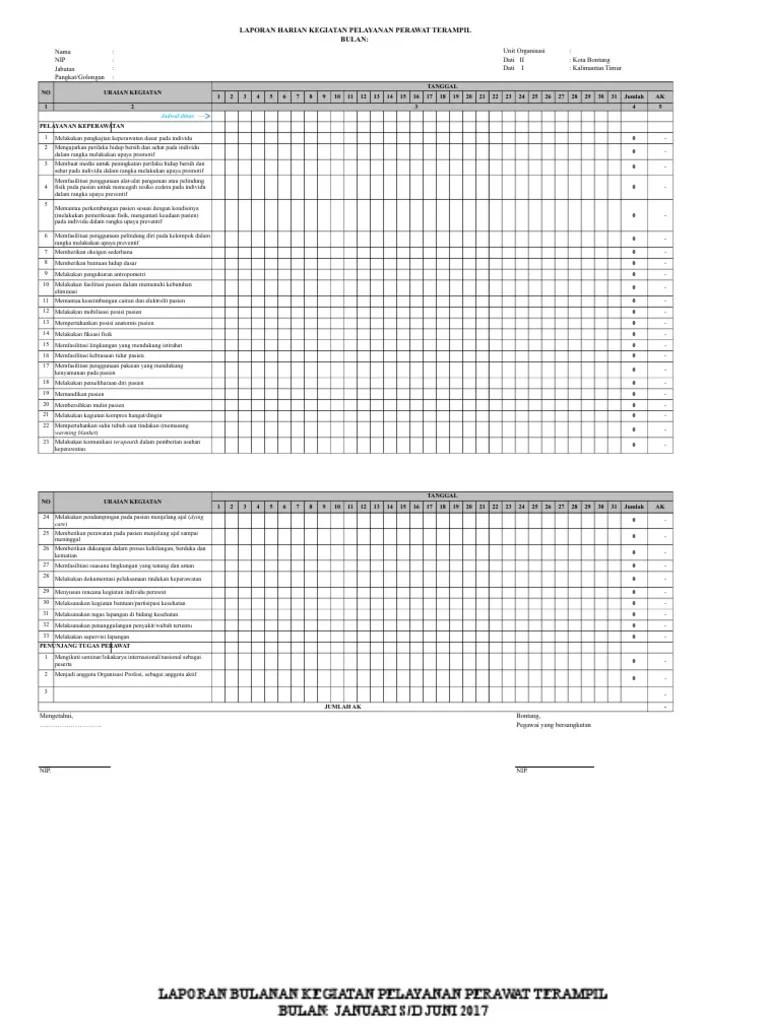 Contoh Logbook Perawat : contoh, logbook, perawat, LOGBOOK, PERAWAT, TERAMPIL.xls
