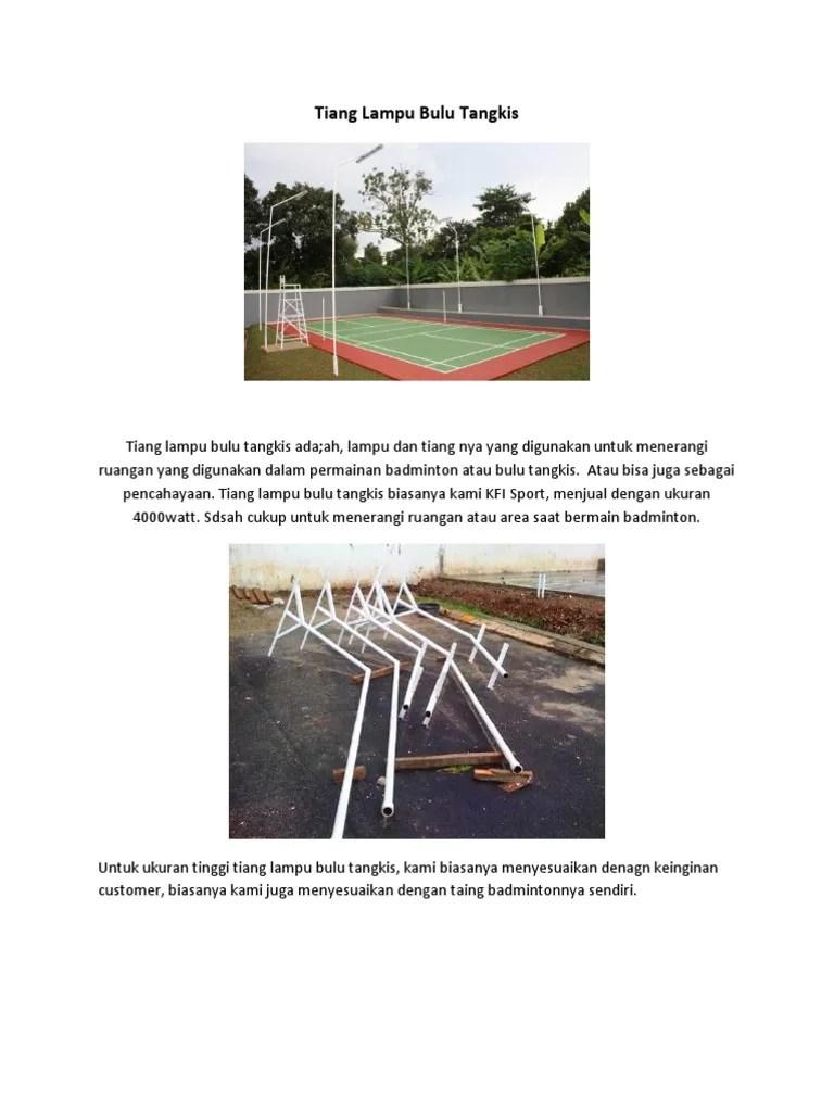 Ukuran Tiang Badminton : ukuran, tiang, badminton, 11443, (Tsel), Distributor, Tiang, Badminton, Murah, SPORT