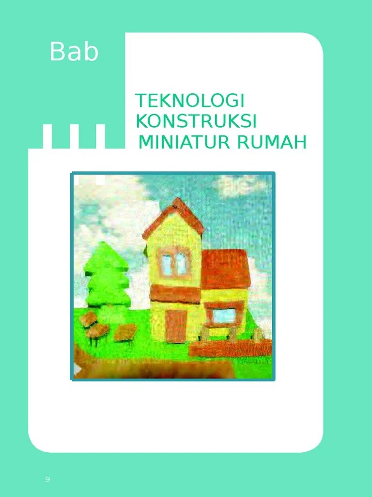 Alat Dan Bahan Untuk Membuat Miniatur Rumah Harus Disiapkan Berdasarkan : bahan, untuk, membuat, miniatur, rumah, harus, disiapkan, berdasarkan