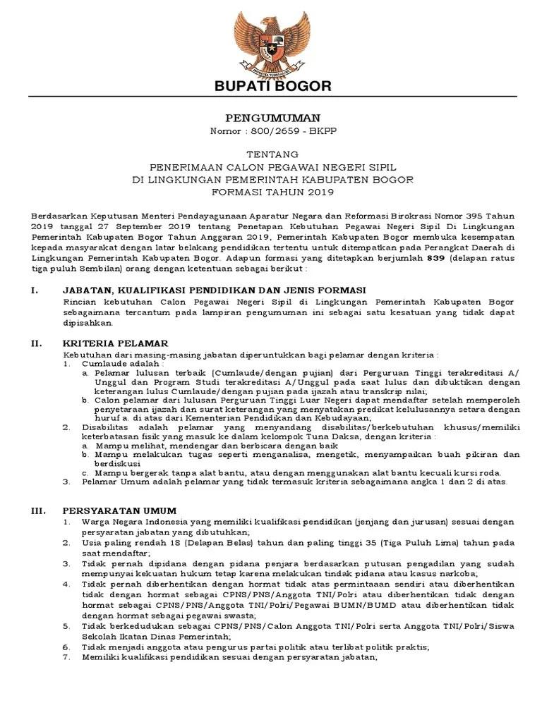 BKPPD Kabupaten Cianjur