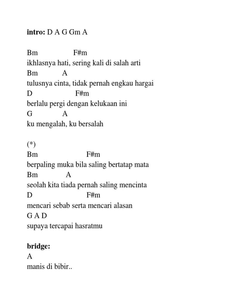 Chord Malaysia Mencari Alasan : chord, malaysia, mencari, alasan, Mencari, Alasan