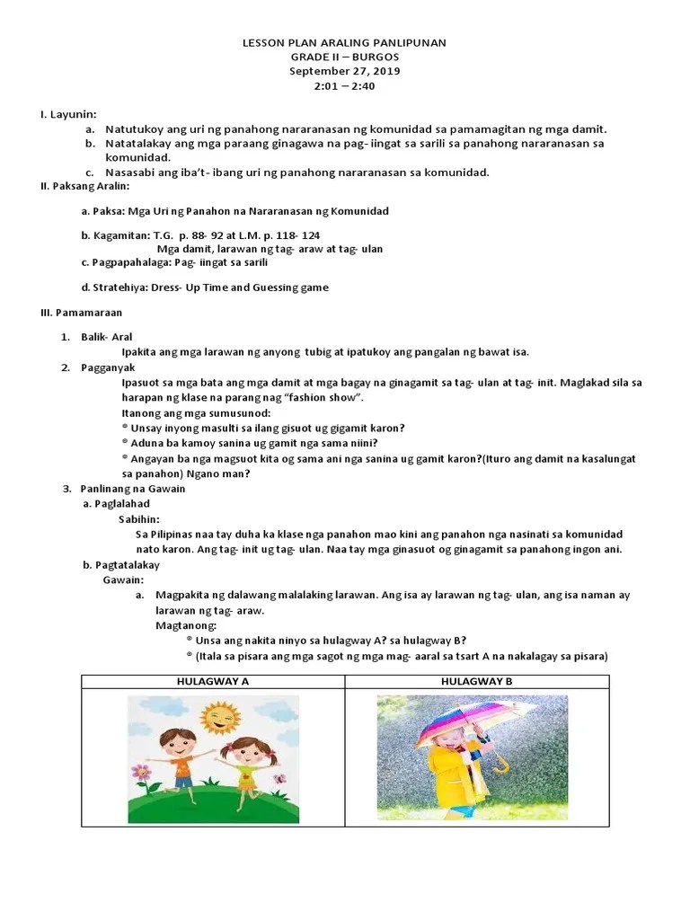 small resolution of Aral Pan2 Lesson Plan