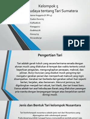 Pengertian Tari Kelompok Nusantara : pengertian, kelompok, nusantara, Kelompok, 5.pptx