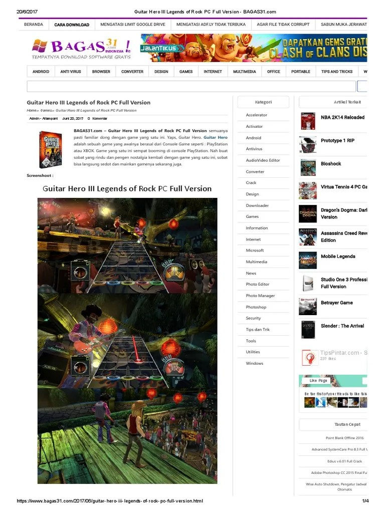 Gta Sa Bagas31 : bagas31, Guitar, Legends, Version, BAGAS31.pdf, Microsoft, Windows, Advanced, Micro, Devices