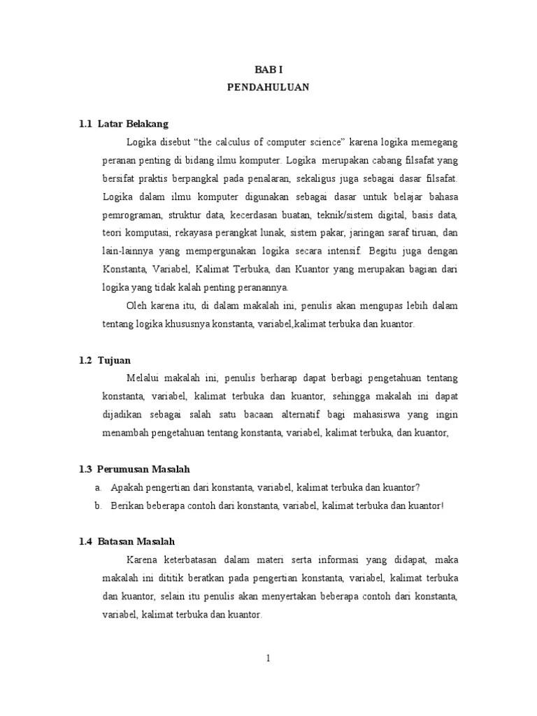 Contoh Batasan Masalah Dalam Proposal Penelitian Contoh Aja Cute766