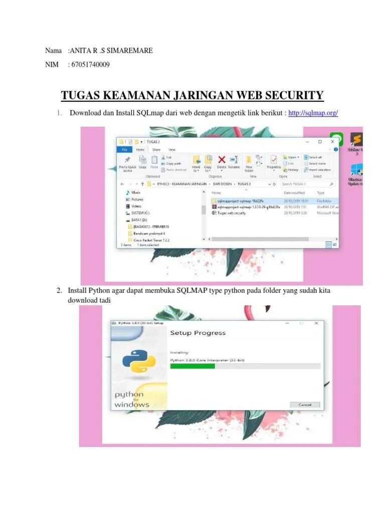 Bandicam Bagas 31 : bandicam, bagas, ANITA, SIMAREMARE_6705174009_TUGAS, WEBSECURYTY.docx