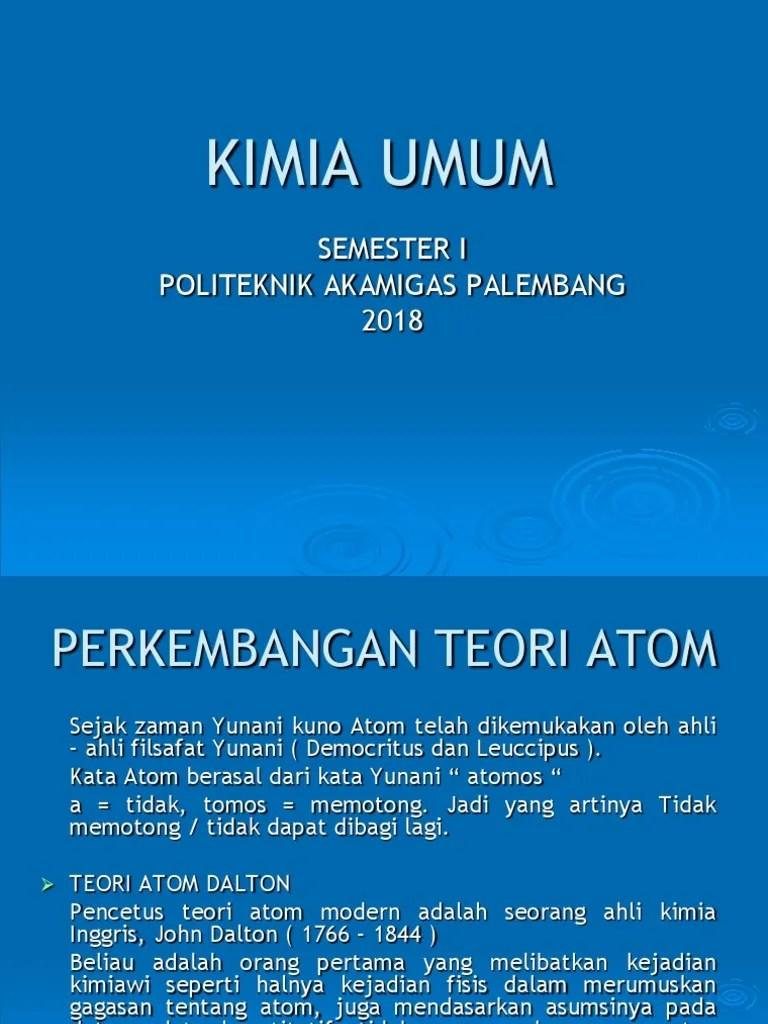 Teori Atom Menurut Para Ahli : teori, menurut, ATOM-1