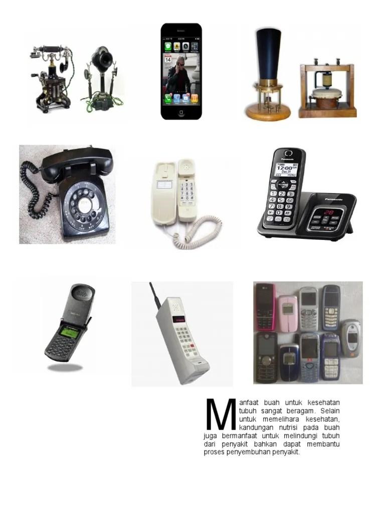 Jenis Jenis Telepon : jenis, telepon, Gambar, Jenis, Telepon, (Kores)