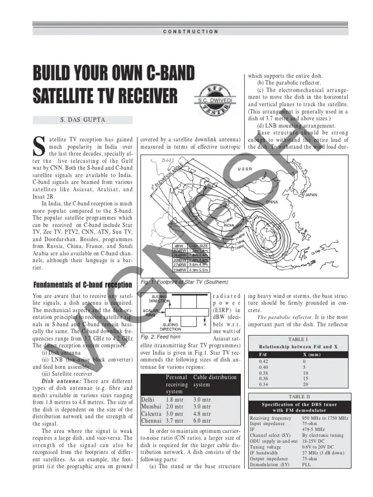 medium resolution of c band lnb block diagram wiring library c band satellite dish c band lnb circuit diagram