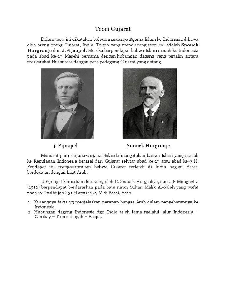 Snouck Hurgronje, Tokoh Orientalis yang Mempopulerkan