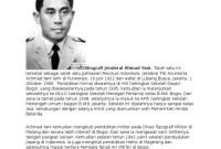 Gambar Pahlawan Nasional Ahmad Yani