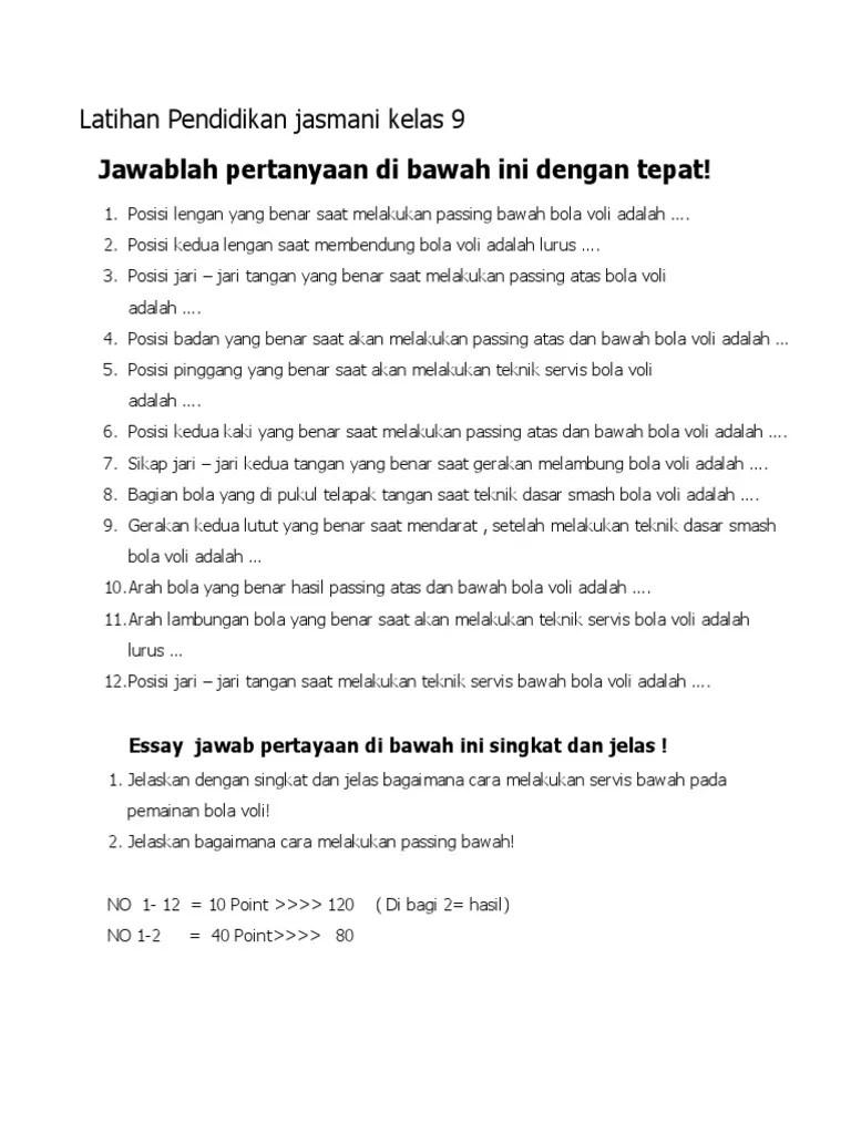 Point Bola Voli : point, Microsoft, Document, (3).docx