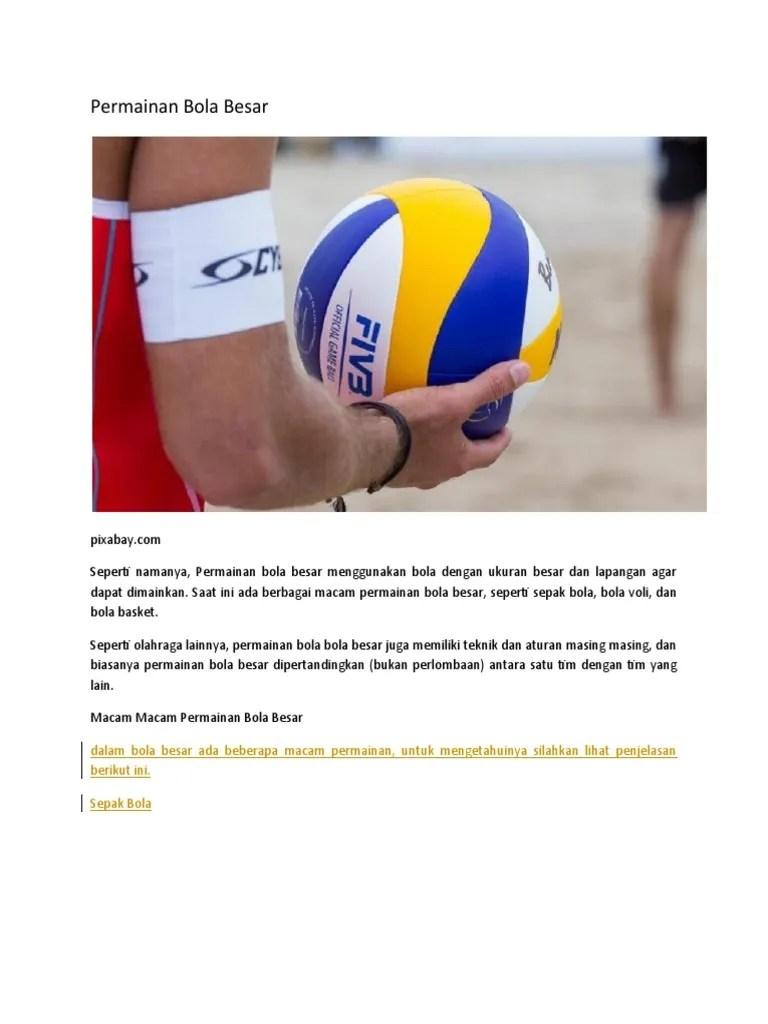 7+ Permainan Bola Kecil | Contoh, Gambar, Penjelasan (LENGKAP)